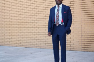 Tailored Statement Look: Graduation 2015