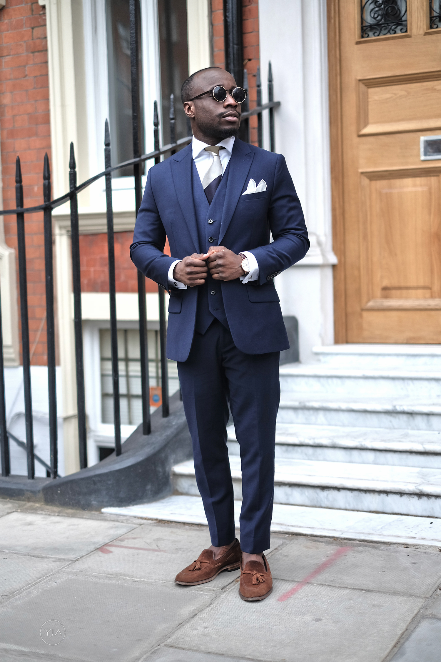 What To Wear As A Summer Wedding Guest Yinka Jermaine