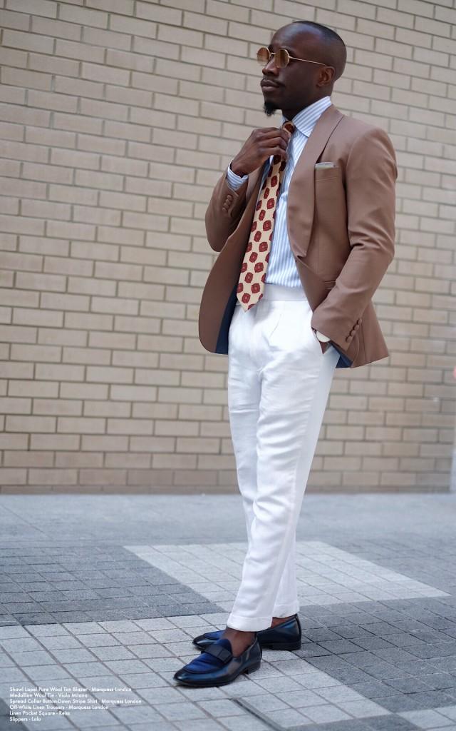 casual shawl lapel