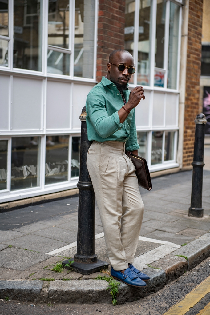 sartorial trousers
